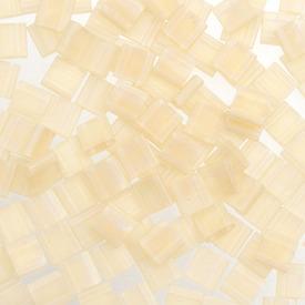 1101-7713-7.2GR - Bille de Verre Perle de Rocaille Tila 5MM Miyuki Topaze Transparent Pâle Mat 2 Trous Japon TL132FR 1101-7713-7.2GR,Billes,Verre,Tila,Bille,Perle de Rocaille,Verre,Verre,5mm,Carré,Tila,Beige,Topaz,Transparent,Pâle,montreal, quebec, canada, beads, wholesale