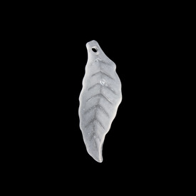 1106-0526 - Plastic Pendant Leaf 10X30MM Matt Clear 200pcs 1106-0526,Pendants,Plastic,Pendant,Plastic,10X30MM,Leaf,Clear,Matt,China,200pcs,montreal, quebec, canada, beads, wholesale