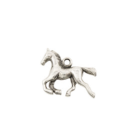 *1111-9292 - Metal Pendant Horse 16X20MM Nickel 10pcs *1111-9292,Clearance,Charms,Pendant,Metal,Metal,16X20MM,Horse,Nickel,China,10pcs,montreal, quebec, canada, beads, wholesale